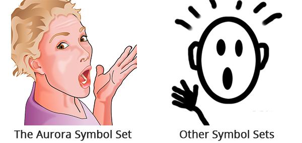 Surprise symbol set