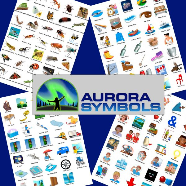 Aurora Symbol library