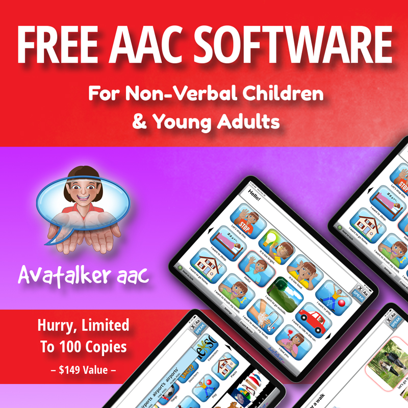 Free Download of Avatalker AAC Promo for Parents